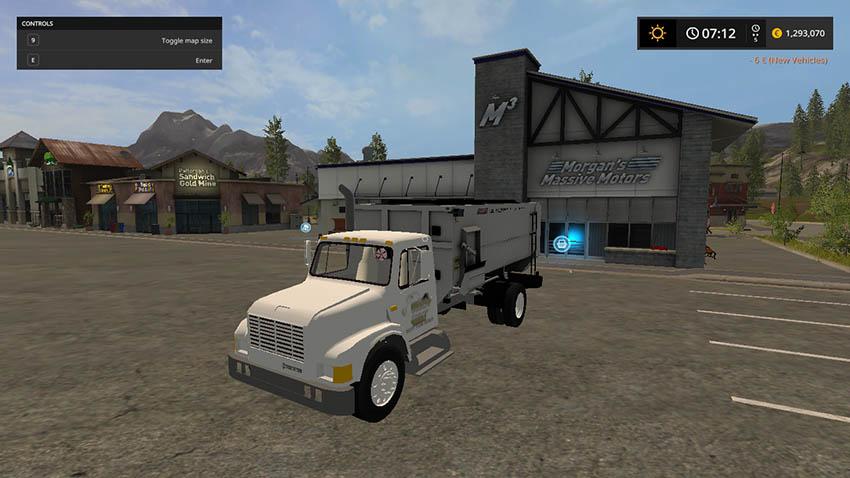 International Feed Truck v 1.0