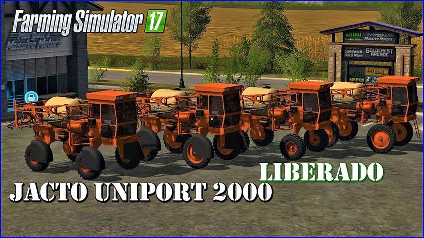 Jacto Uniport 2000 v 1.0