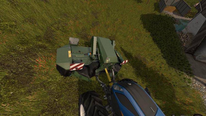 John Deere 131 front mower v 1.0