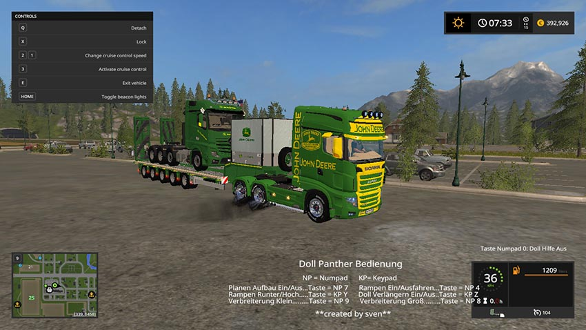 John Deere Edition Mods Pack v 1.0