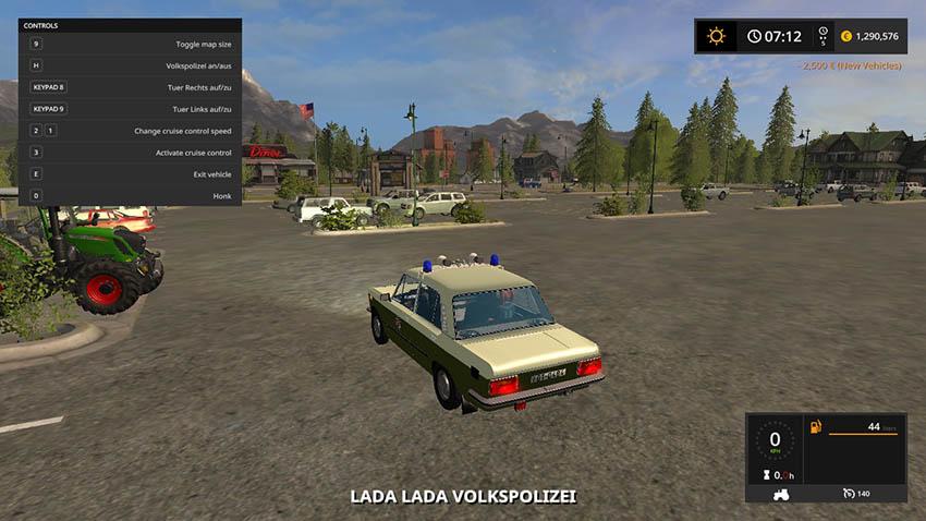 Lada Volkspolizei v 1.0