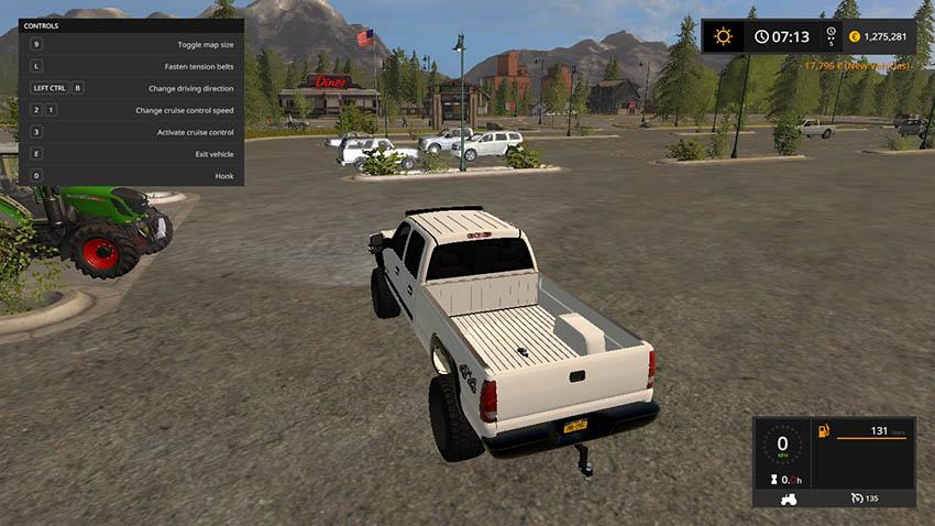 Lifted 06 Silverado v 1.0