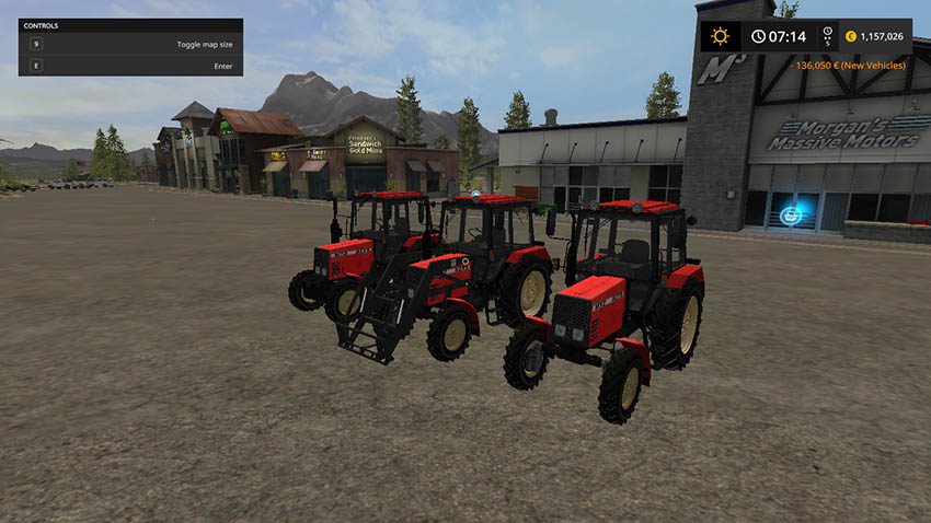 MTZ 82 TS Belarus v 1.0