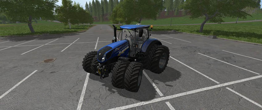 New Holland T7 Heavy Duty V 1.0