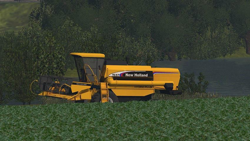 New Holland TC57 FCS v 1.0
