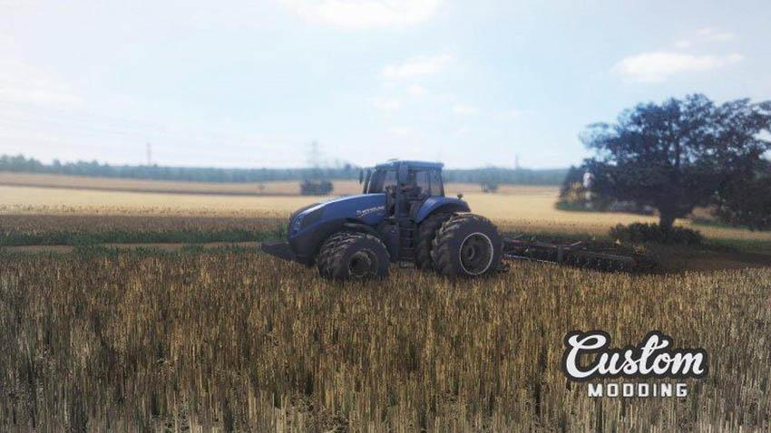 New Holland T8BR v 1.0