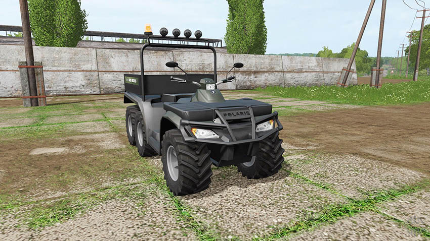 POLARIS SPORTSMAN BIG BOSS 6x6 v 1.1