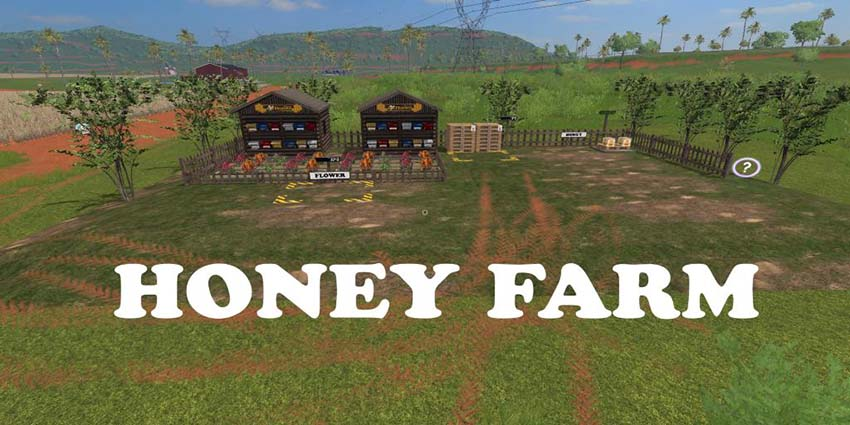 Placeable Honey Farm v 1.0
