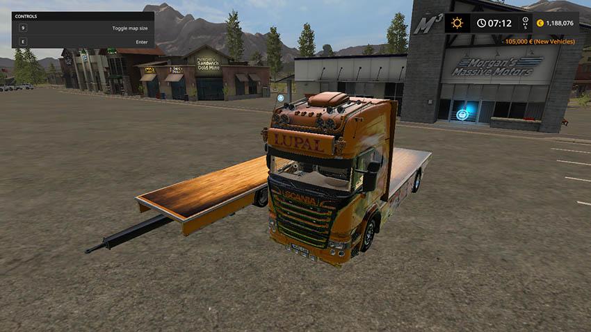 Scania Lupal v 1.0