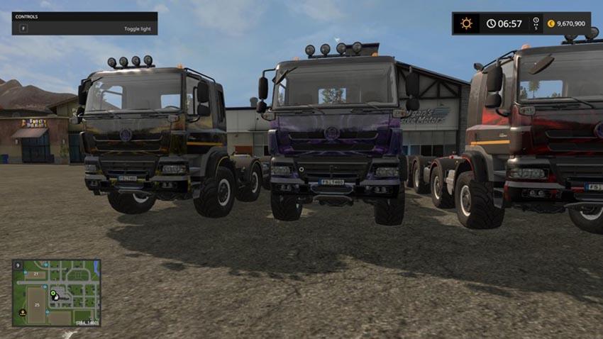 Tatra Phoenix New Decal V 1.0