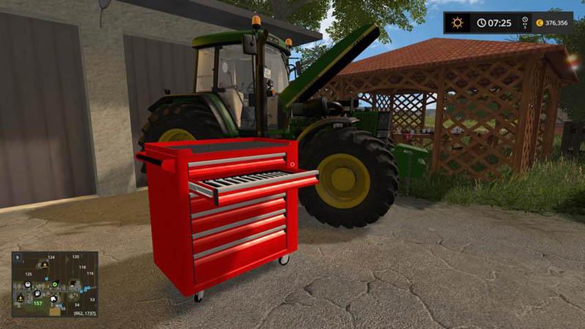 Tool trolley v 1.0