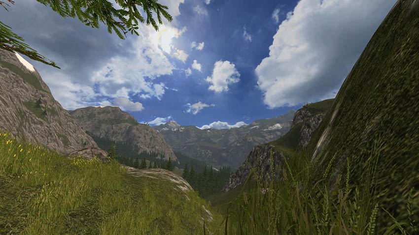 Tyrolean Alps v 1.1