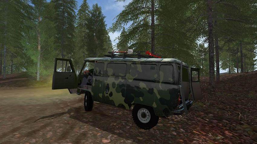 UAZ 3909 v 1.2