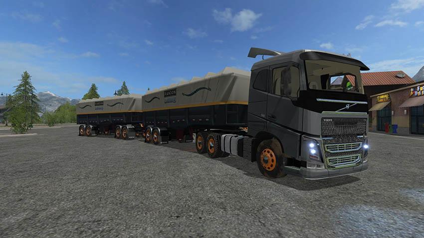 Volvo FH Series v 2.0