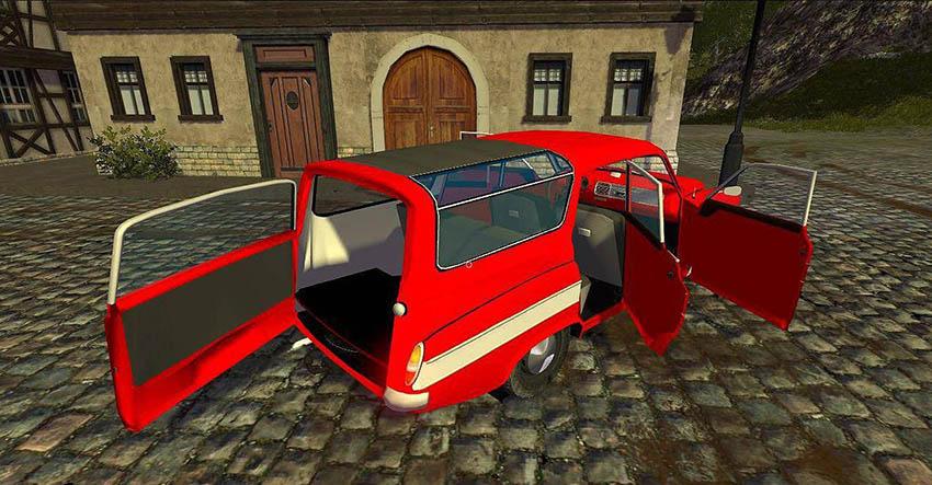 Wartburg 311 Kombi v 1.0