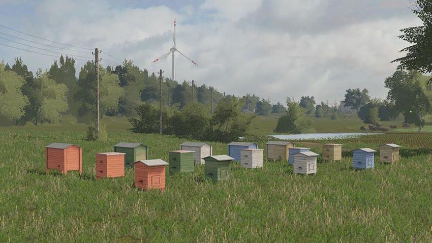 Beehive v 1.2