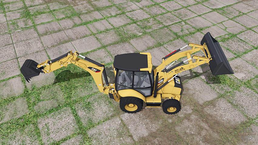 Caterpillar 420F v 1.0