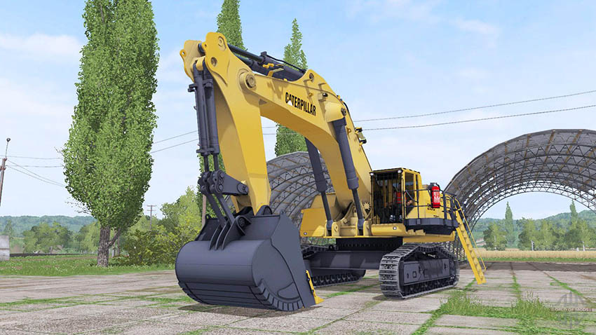 Caterpillar 6015B v 1.1