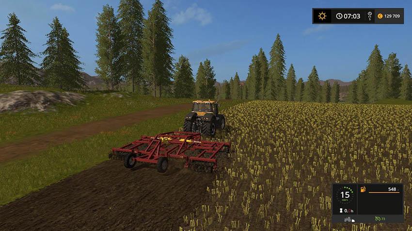 Cultivator AKSH 7.2 v 1.1