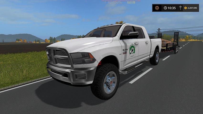 Dodge Ram 2500 v 1.0