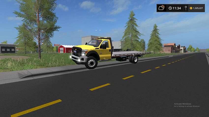 F650 TowTruck v 1.0