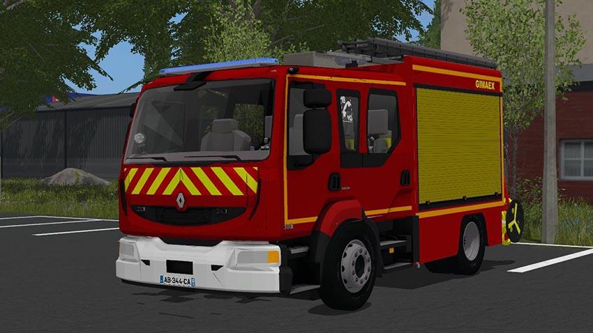 FPTL Renault Midlum v 1.0