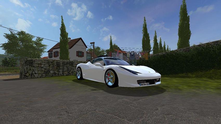 Ferrari 458 Italia v 1.0