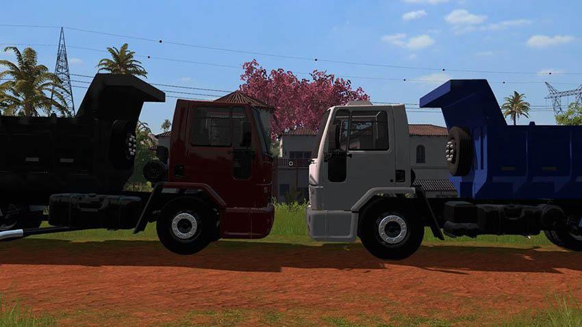 Ford Cargo 2428E Cacamba v 1.0