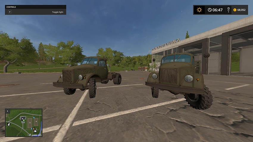 GAZ 63 Pack v 1.0