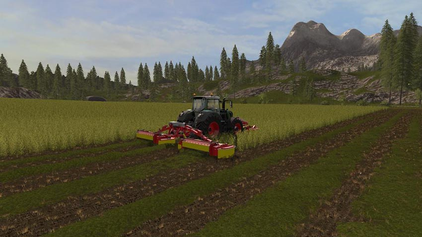 Green Mowing v 1.0