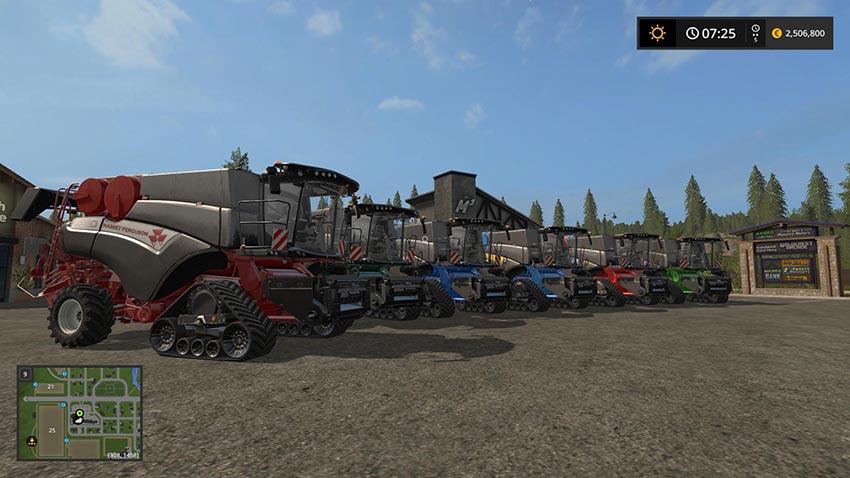 Harvester v 1.0