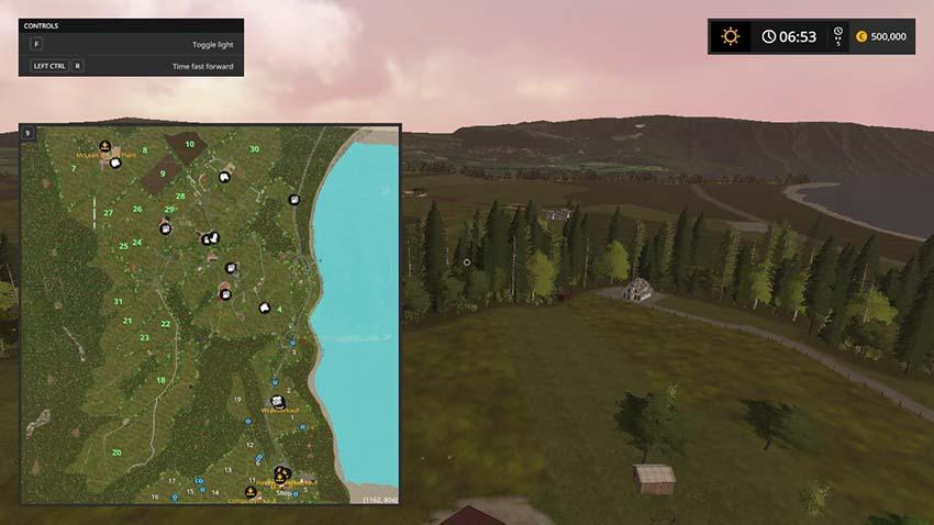 Holzer Map v 1.0