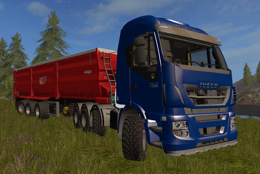 IVECO Trucks pack V 1.0