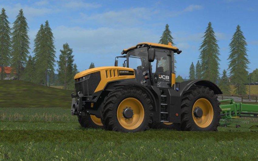 JCB Fastrac 8330 v 1.0