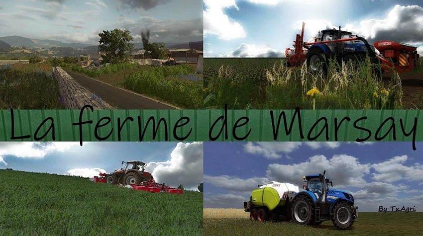 La ferme de Marsay v 1.0
