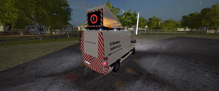 MB Sprinter 311 - 318 Transporter V 1.1