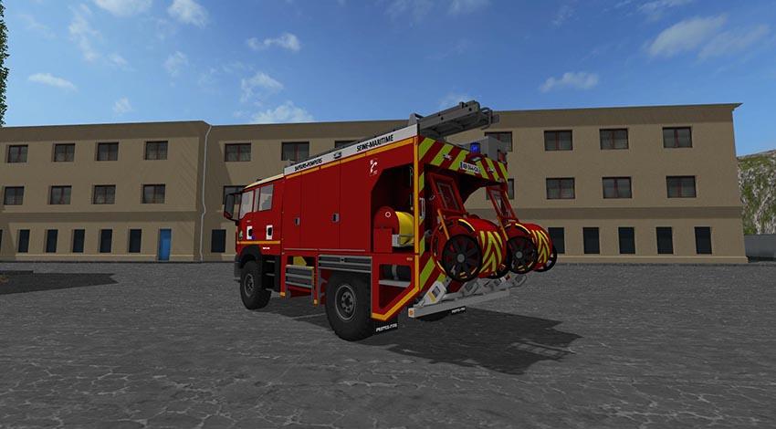 Man tgm CCR Protec Fire v 1.0