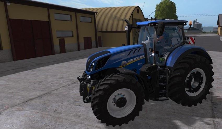 New Holland T7 HD v 1.0