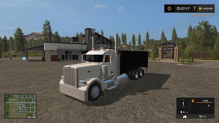 Peterbilt 389 GrainTruck v 1.0.1