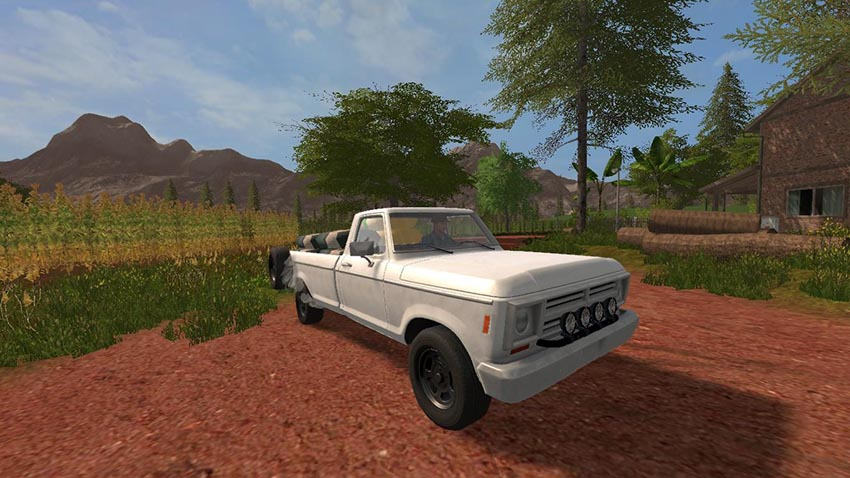 Pickup Rodeo Special v 1.0
