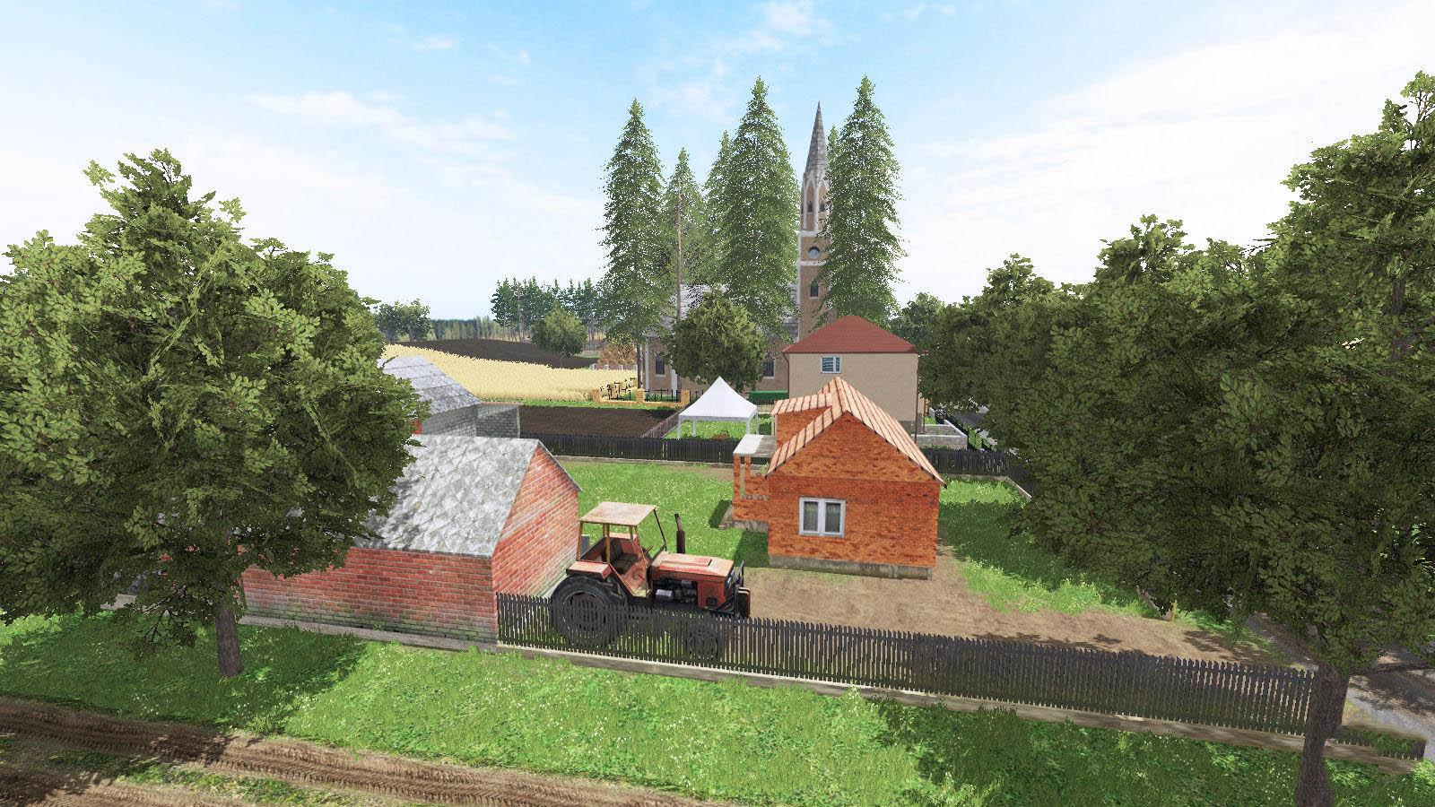 Polish farm Map v 2.0