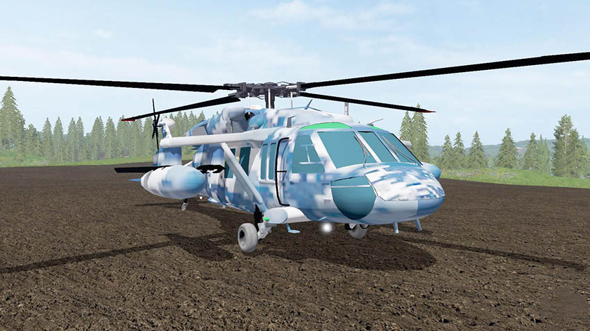 Sikorsky UH-60L Black Hawk v 1.0