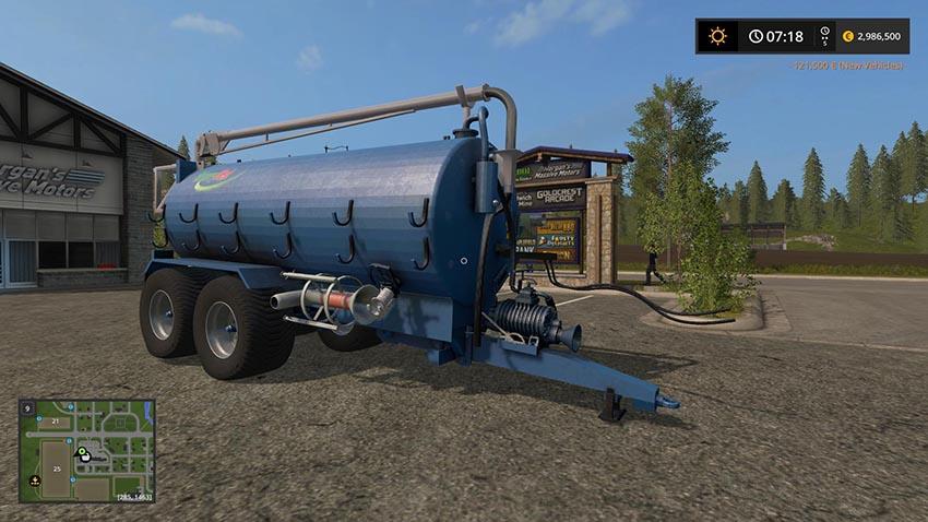 SlurryKat Boom tanker v 1.0