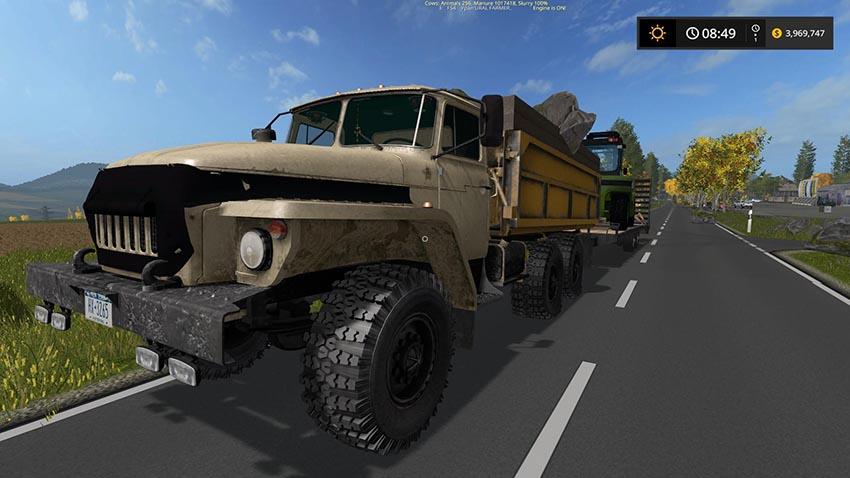 Ural 5557 v 1.0