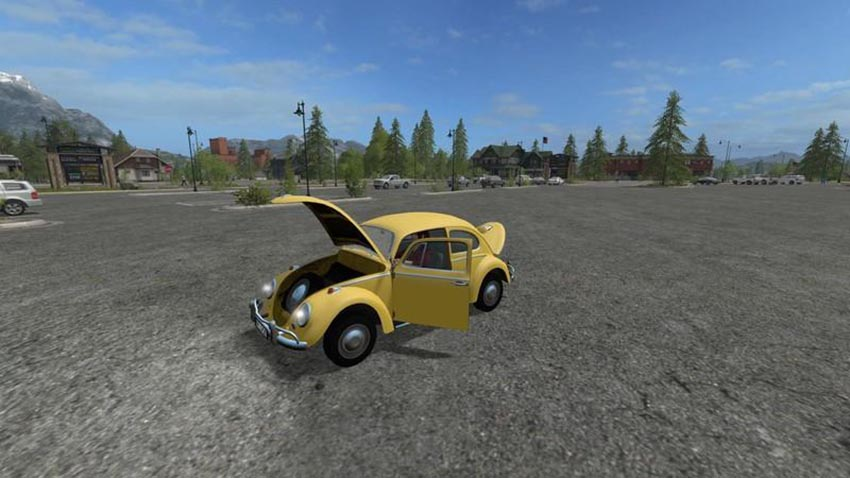 VW Beetle 1966 IC v 1.0