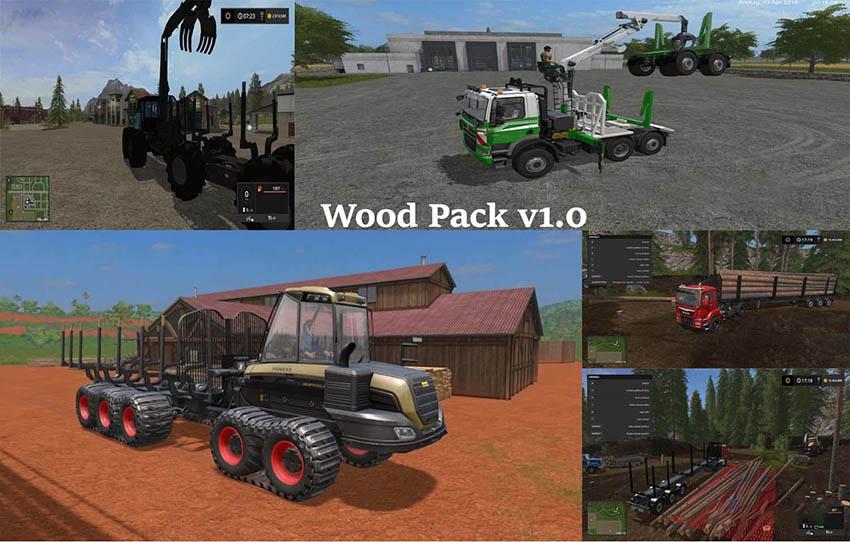 Wood Pack v 1.0