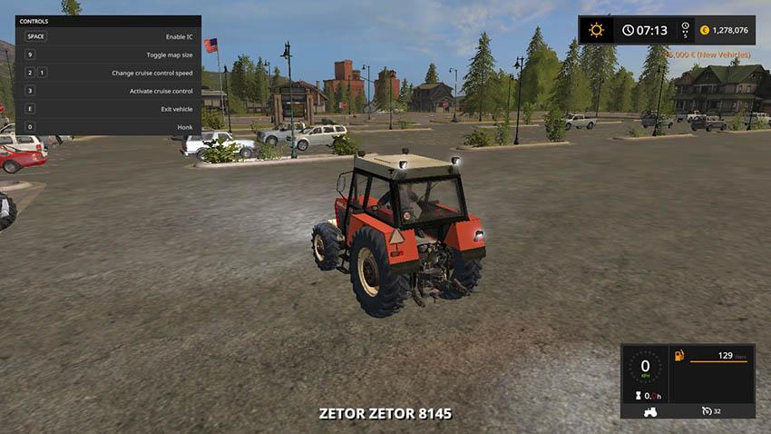 Zetor 8145 v 1.0