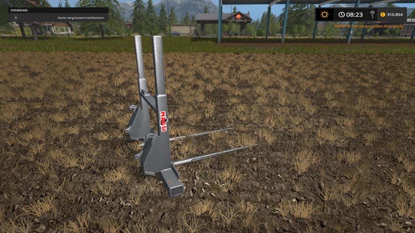 Magsi Tool Bale Fork V 1.1