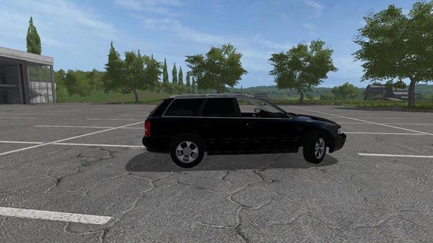 AUDI A4 B5 AVANT v 2.0