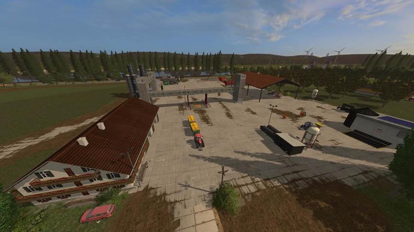 Agricultural Peninsula v 1.0